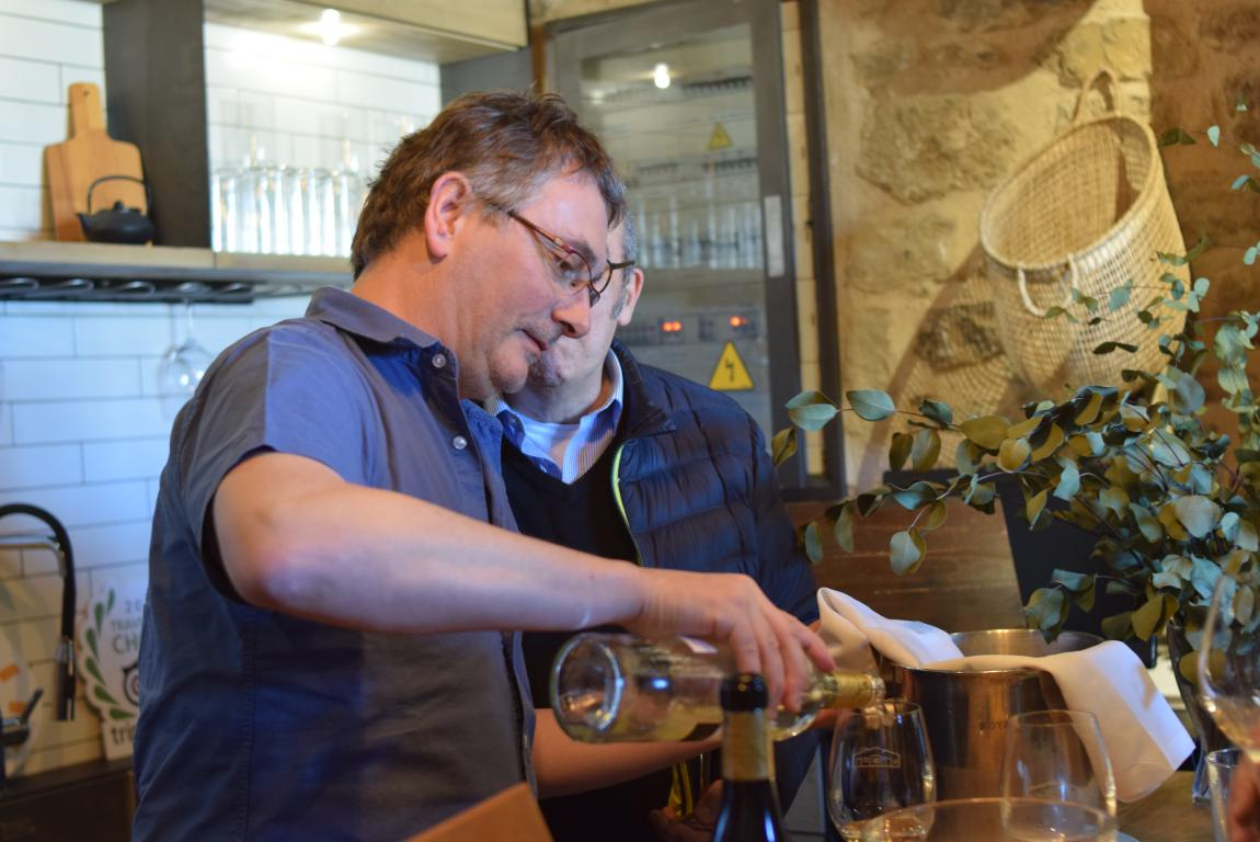 """Un festín de cocina """"sin hostias"""" en La Vieja Bodega 19"""