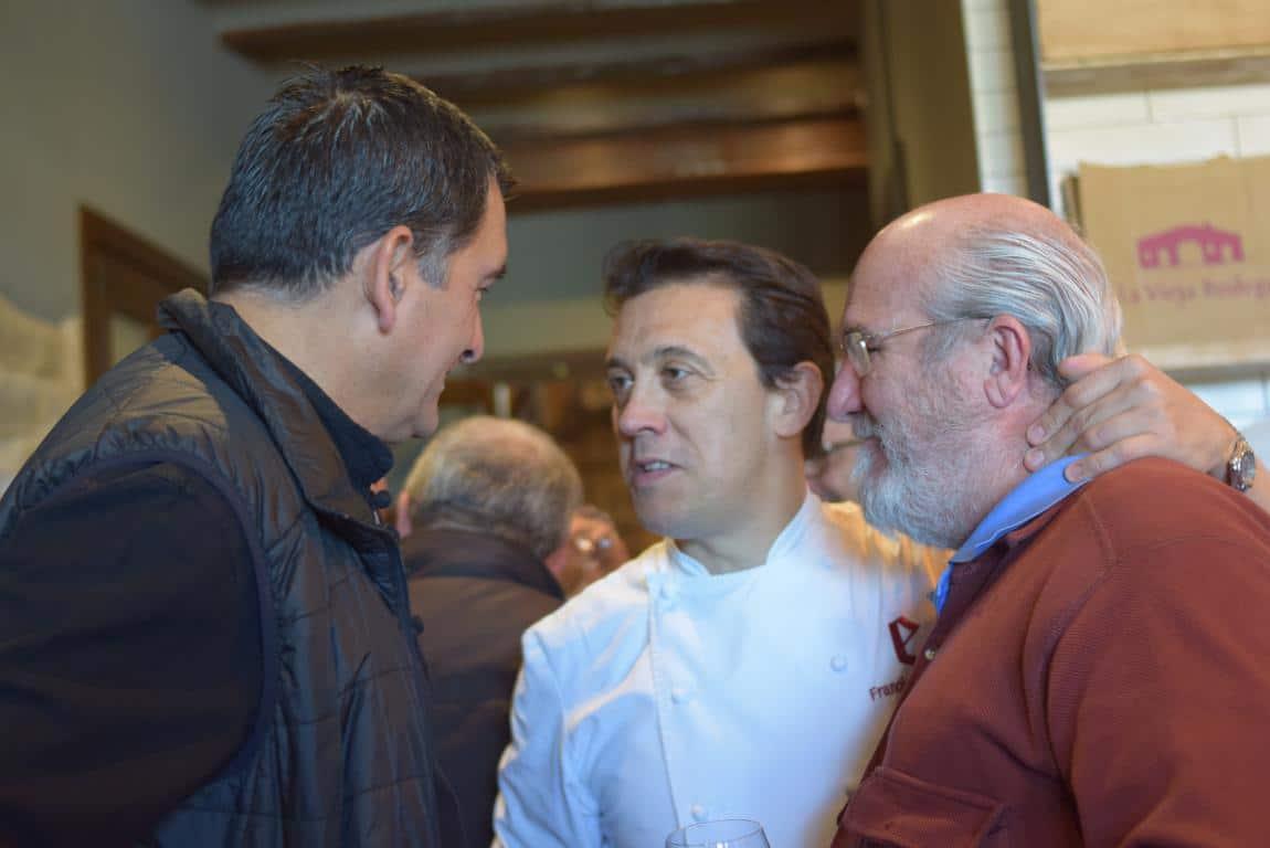 """Un festín de cocina """"sin hostias"""" en La Vieja Bodega 20"""