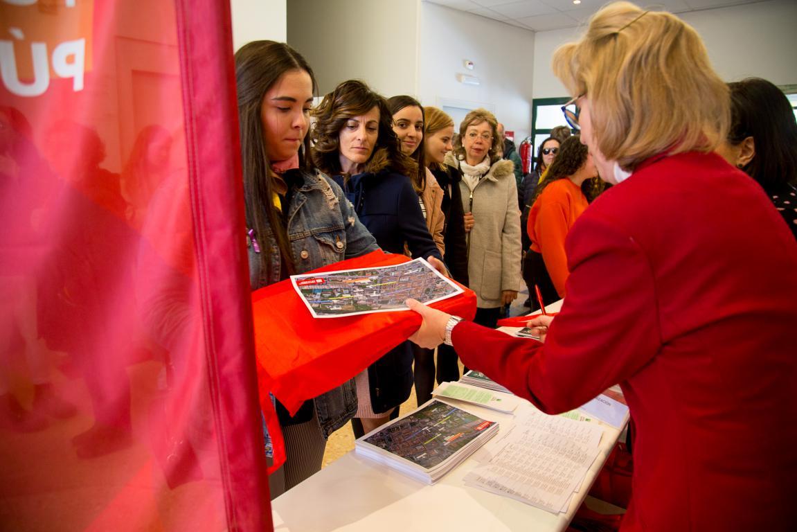 400 futuros estudiantes participan en las jornadas de puertas abiertas de la UR 3