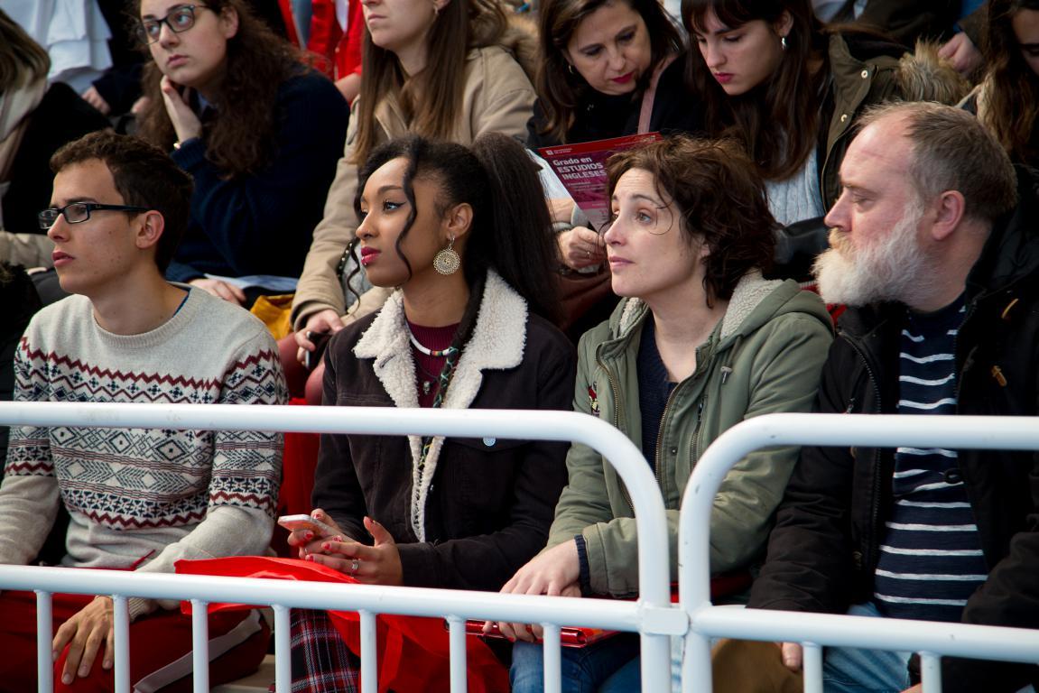 400 futuros estudiantes participan en las jornadas de puertas abiertas de la UR 6