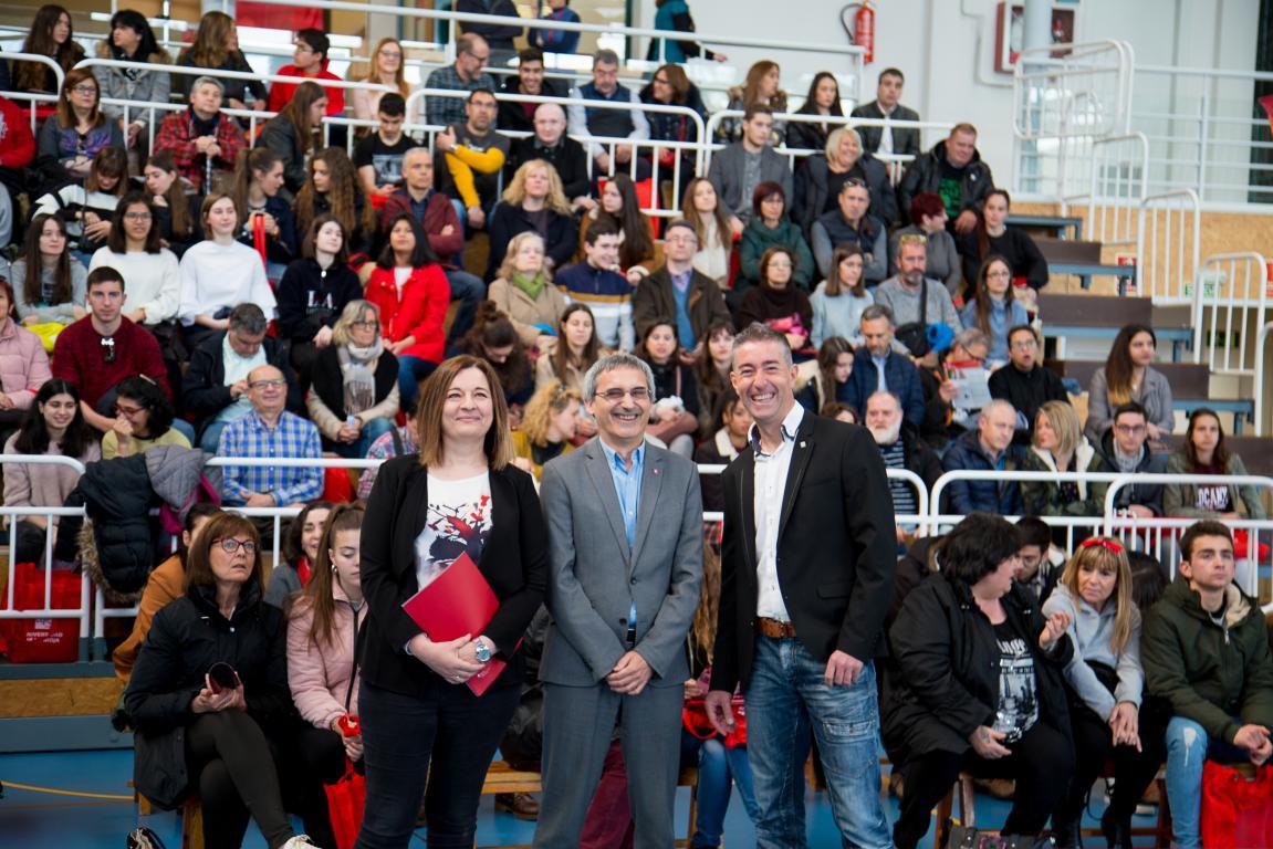 400 futuros estudiantes participan en las jornadas de puertas abiertas de la UR 8