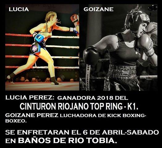 Baños de Río Tobía acoge este sábado una velada de kick-boxing 1