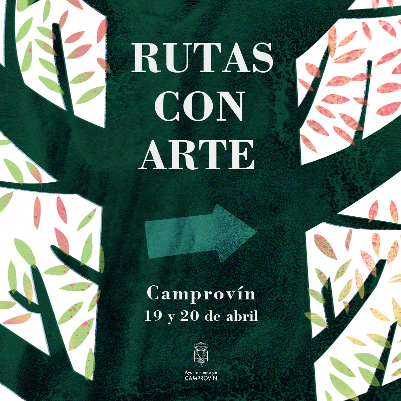 Camprovín se prepara para una nueva edición de 'Rutas con arte' 1