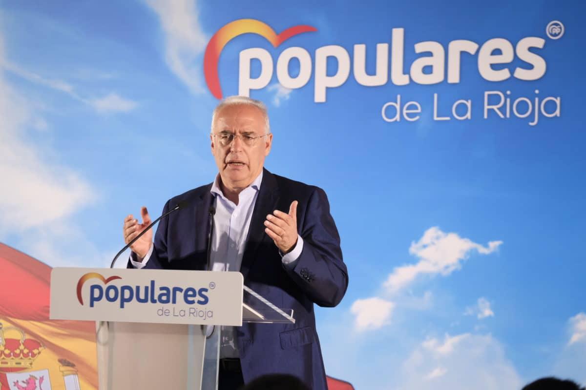 Ceniceros presenta oficialmente en Najerafórum la candidatura de Sergio Díez a la Alcaldía de Nájera 4