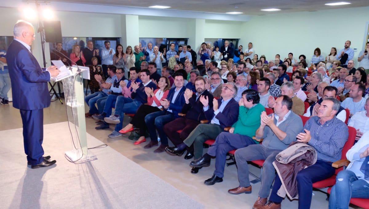 Ceniceros presenta oficialmente en Najerafórum la candidatura de Sergio Díez a la Alcaldía de Nájera 5