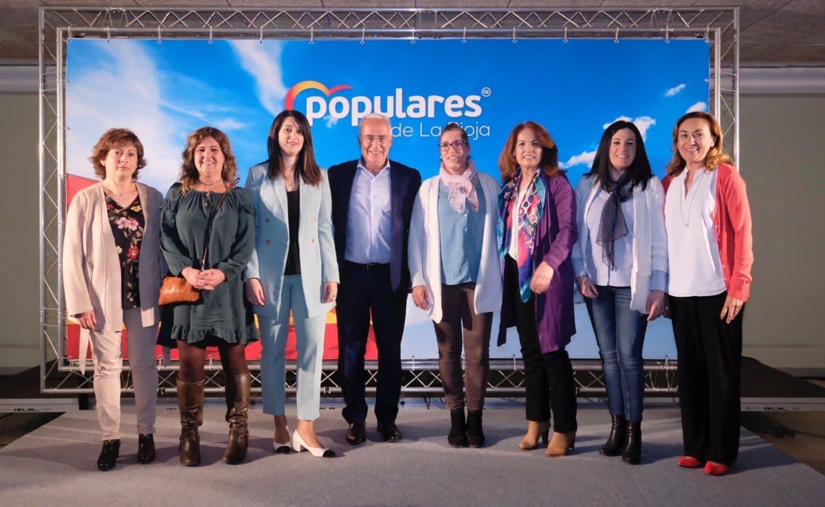 Ceniceros presenta oficialmente en Najerafórum la candidatura de Sergio Díez a la Alcaldía de Nájera 6