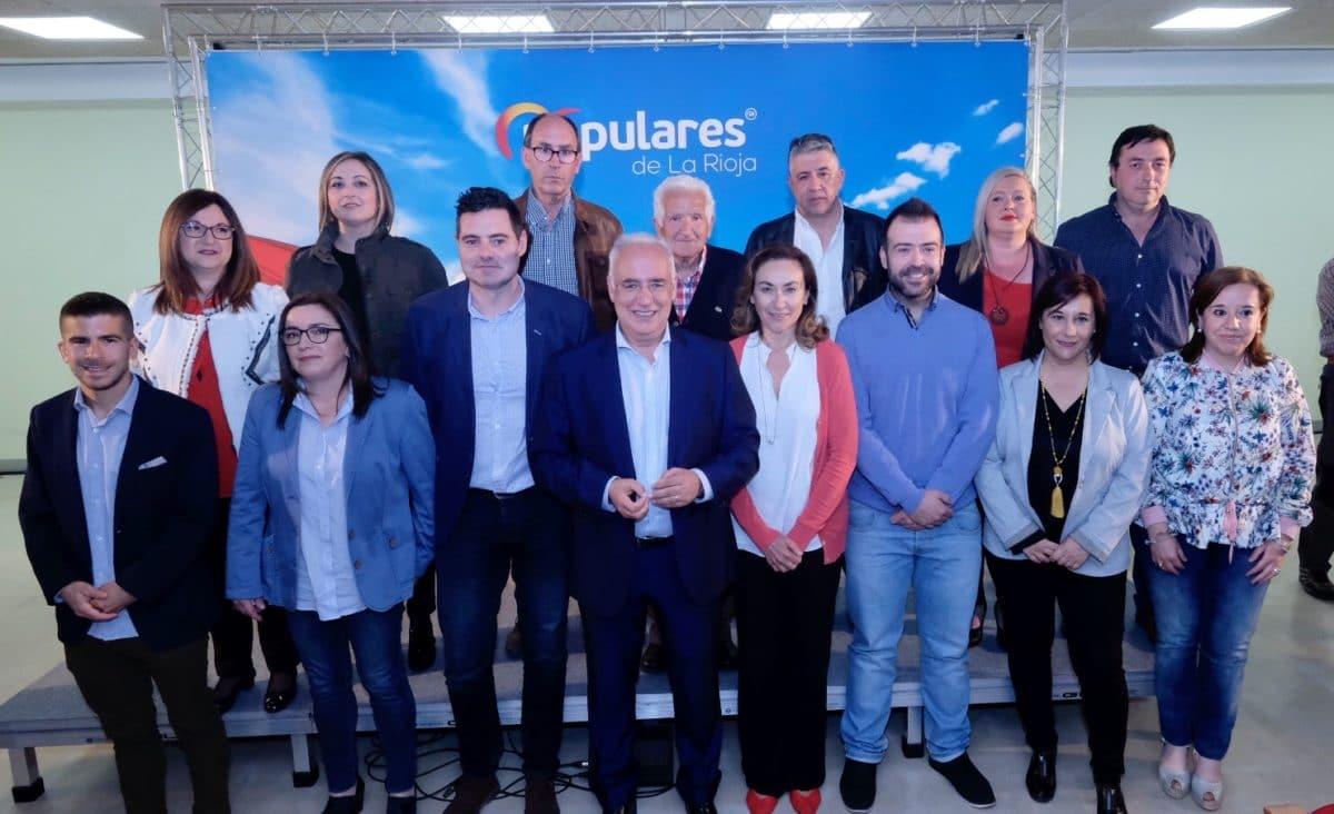 Ceniceros presenta oficialmente en Najerafórum la candidatura de Sergio Díez a la Alcaldía de Nájera 7