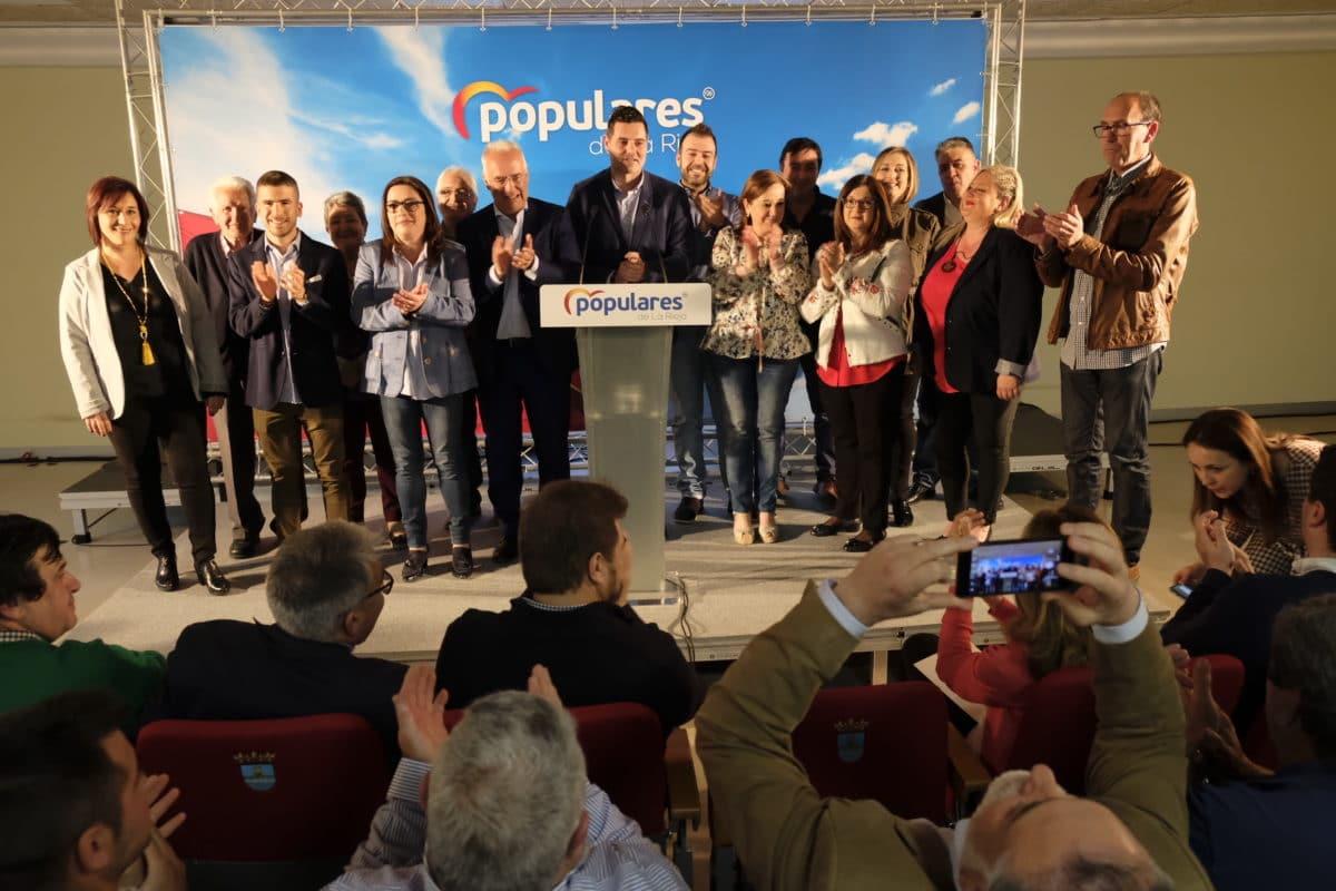 Ceniceros presenta oficialmente en Najerafórum la candidatura de Sergio Díez a la Alcaldía de Nájera 8
