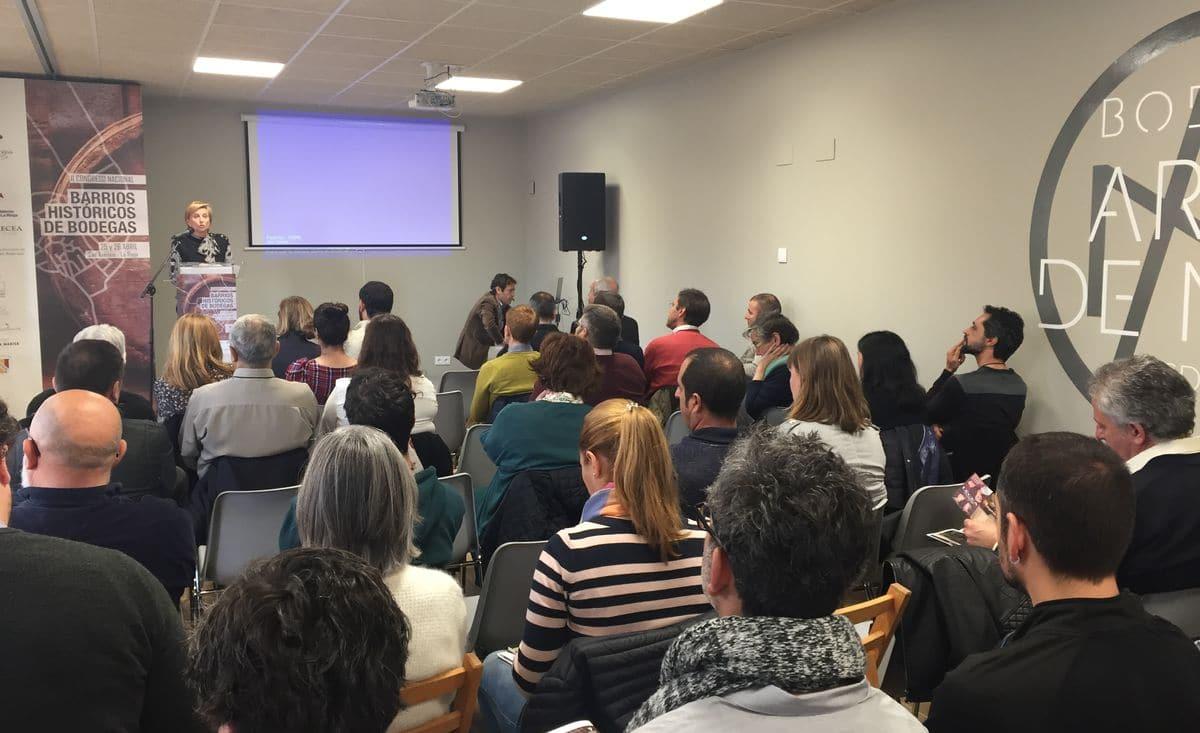 """El Congreso de Barrios Históricos de Bodegas reivindica la """"flexibilidad"""" en la normativa urbanística para su recuperación 1"""