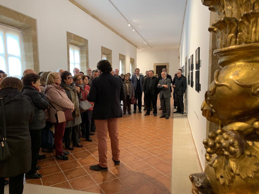 El convento de San Francisco de Santo Domingo acoge la exposición 'Religión y Vino' por el Año Jubilar calceatense 4