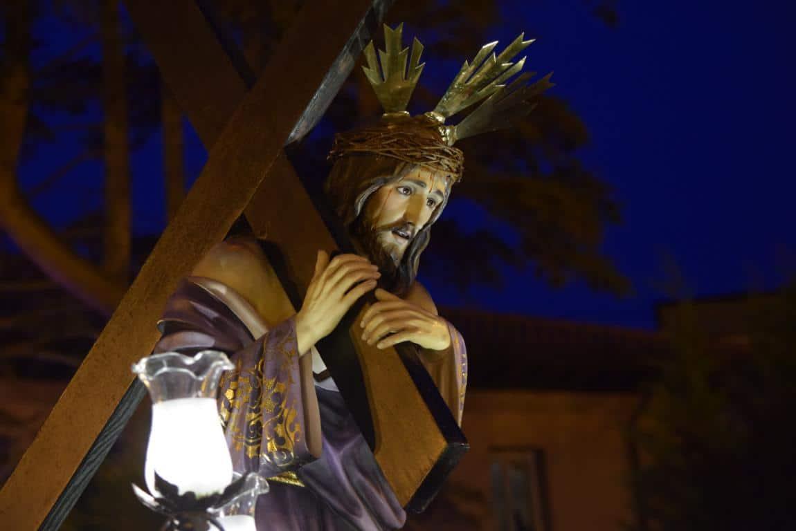 El Encuentro conmueve en la noche del Miércoles Santo en Haro 50