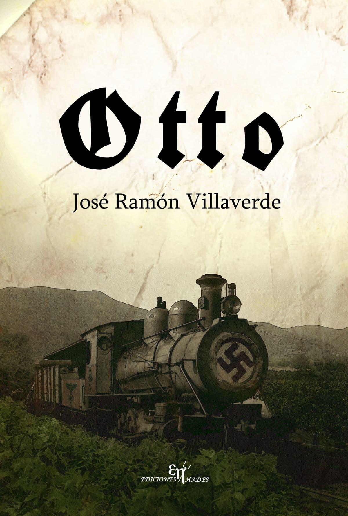 El escritor jarrero José Ramón Villaverde presenta 'Otto', su nueva novela 1