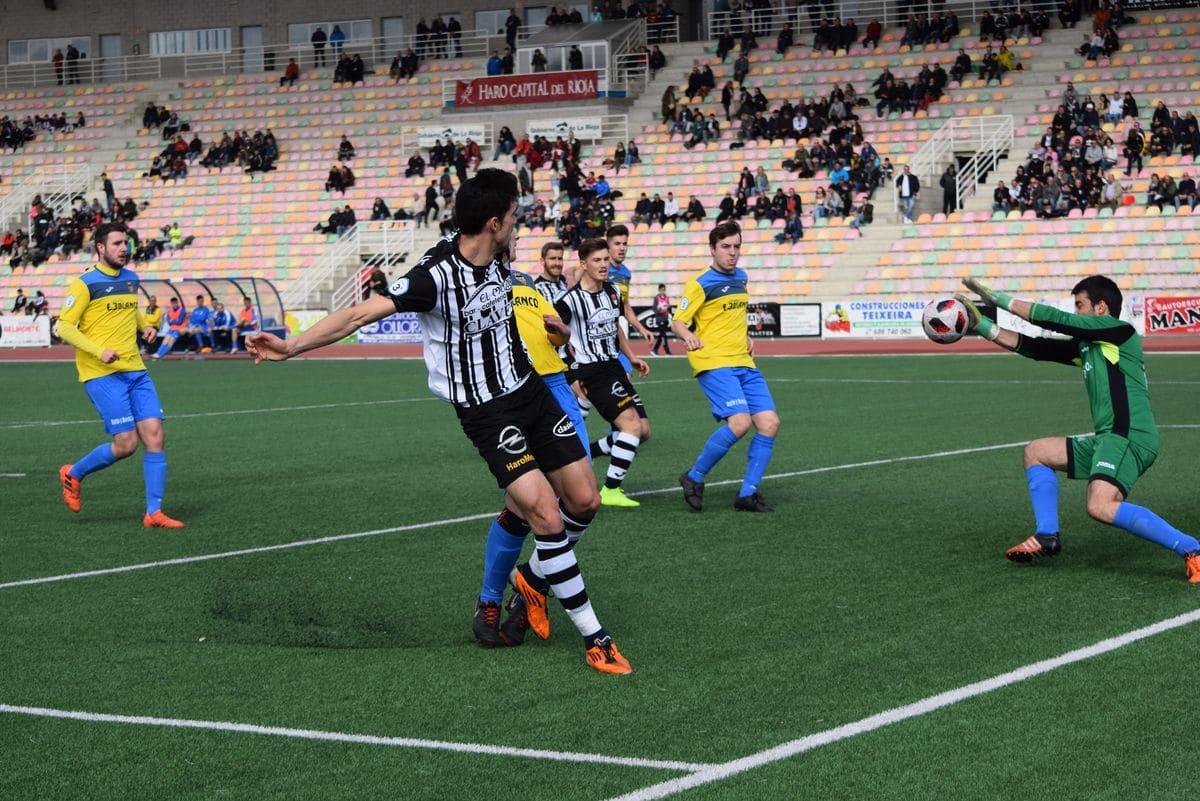 El Haro golea al Rapid y asegura el playoff 13