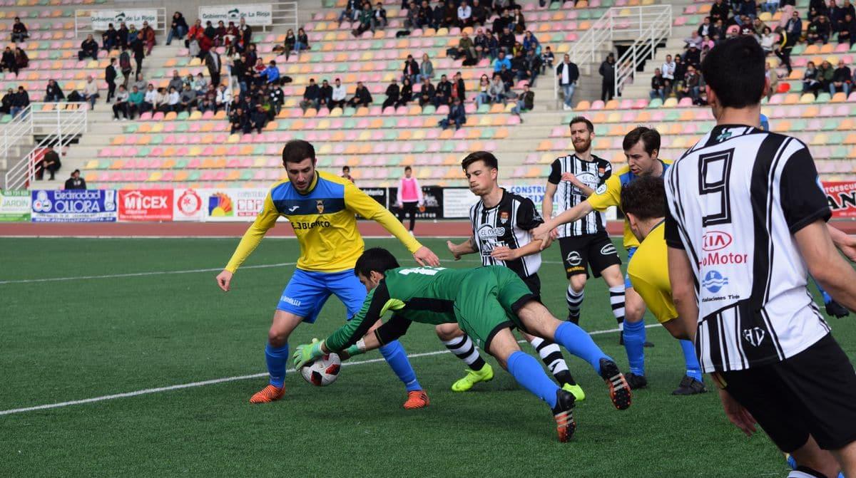 El Haro golea al Rapid y asegura el playoff 8
