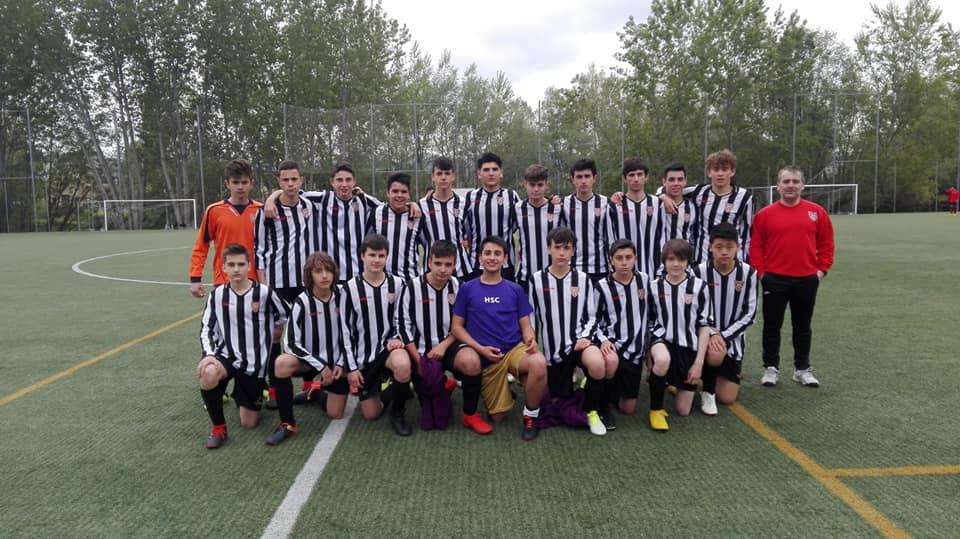 El Haro Sport Club alza el trofeo del torneo cadete Haro Capital del Rioja 6