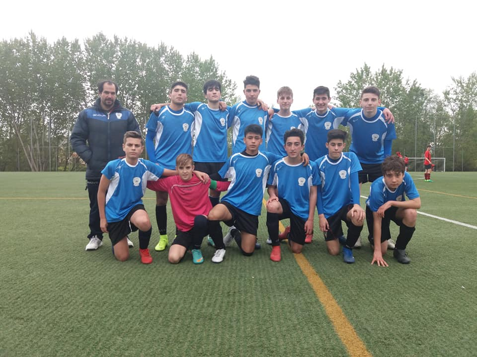 El Haro Sport Club alza el trofeo del torneo cadete Haro Capital del Rioja 8