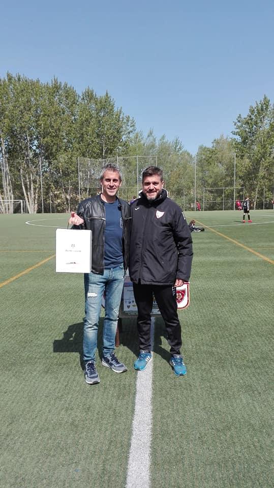 El Haro Sport Club alza el trofeo del torneo cadete Haro Capital del Rioja 9