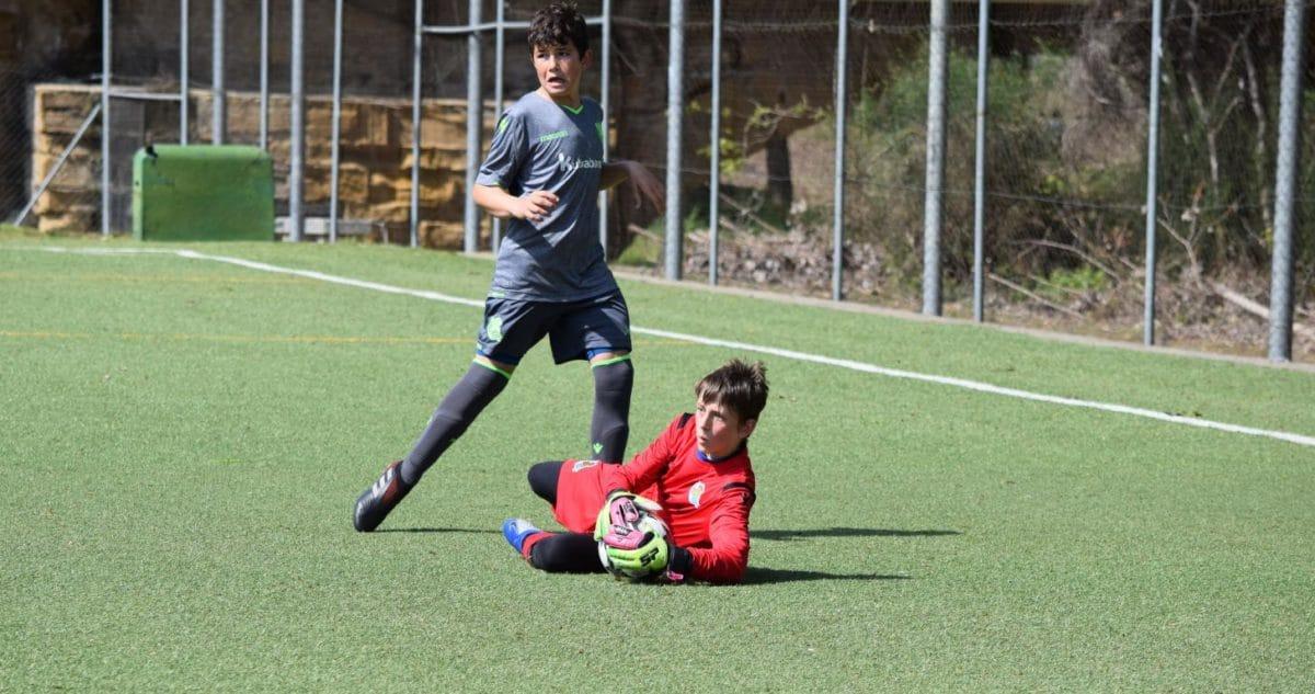 El Haro Sport Club, campeón del torneo alevín Haro Capital del Rioja 12