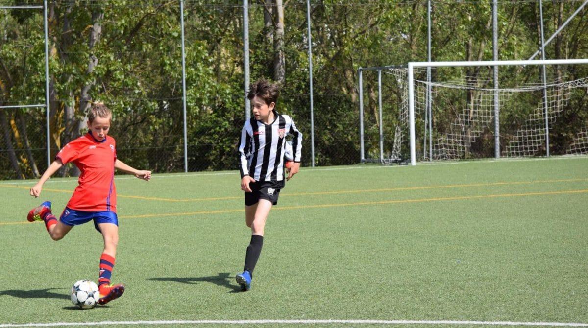 El Haro Sport Club, campeón del torneo alevín Haro Capital del Rioja 13