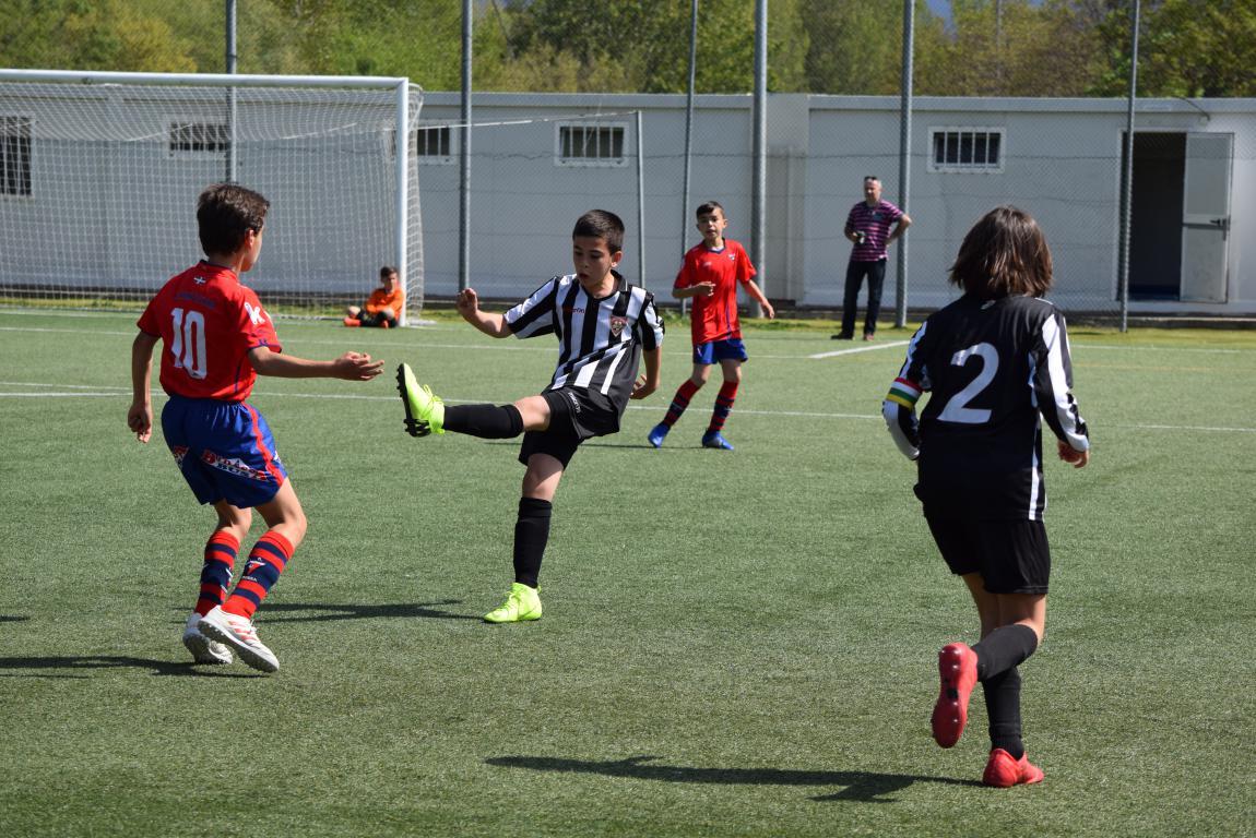 El Haro Sport Club, campeón del torneo alevín Haro Capital del Rioja 16