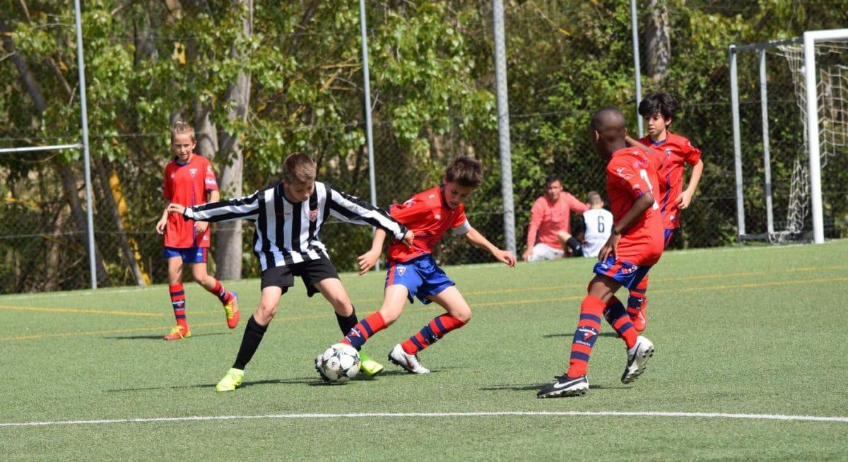El Haro Sport Club, campeón del torneo alevín Haro Capital del Rioja 17