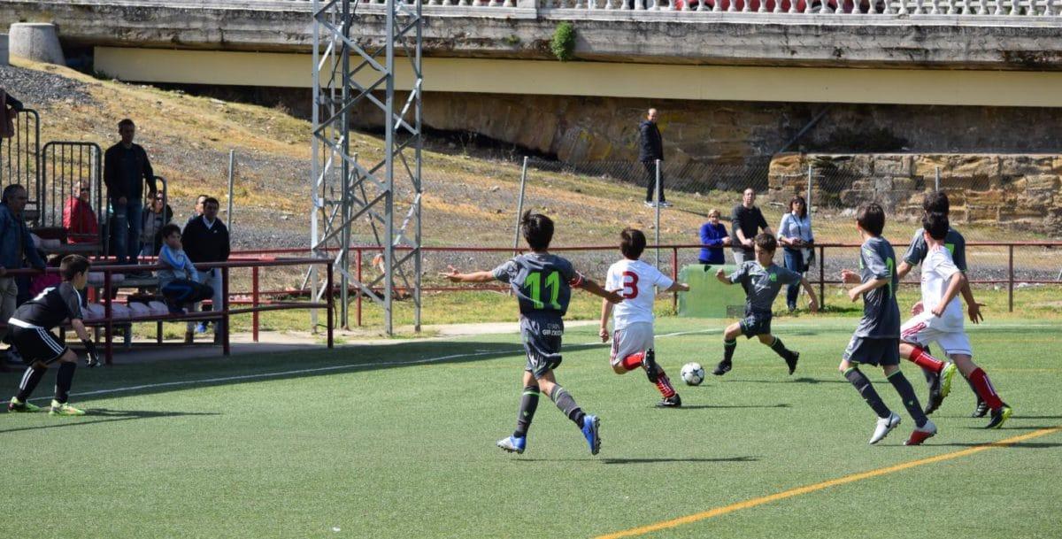 El Haro Sport Club, campeón del torneo alevín Haro Capital del Rioja 19
