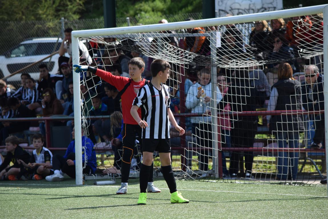 El Haro Sport Club, campeón del torneo alevín Haro Capital del Rioja 21