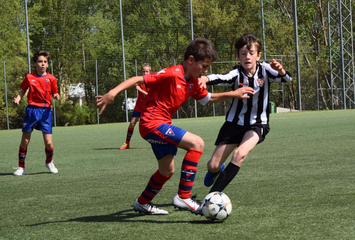 El Haro Sport Club, campeón del torneo alevín Haro Capital del Rioja 22