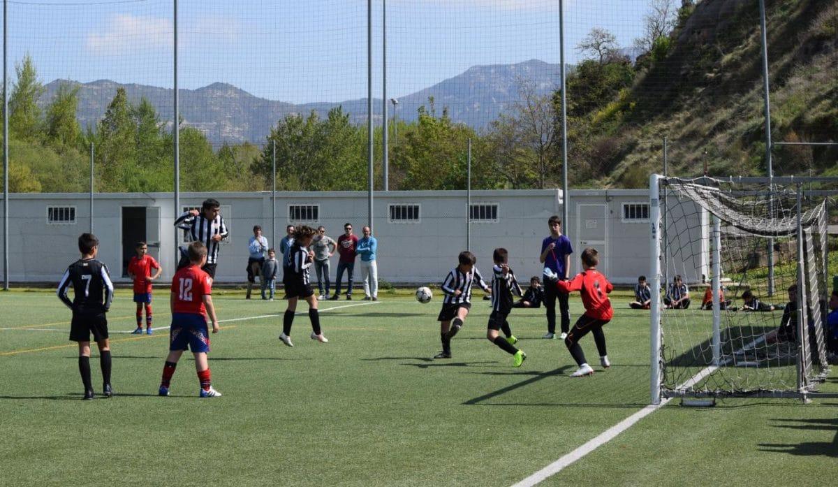 El Haro Sport Club, campeón del torneo alevín Haro Capital del Rioja 23