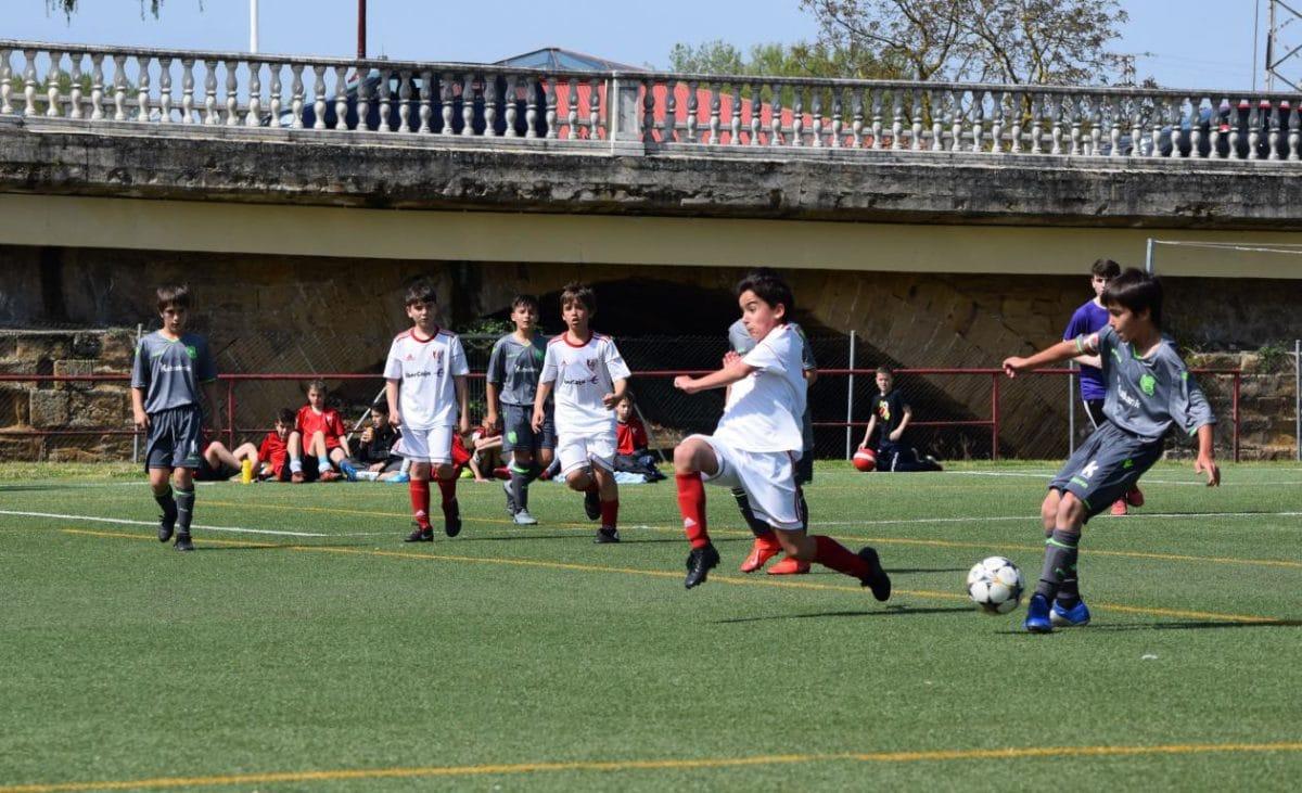 El Haro Sport Club, campeón del torneo alevín Haro Capital del Rioja 25