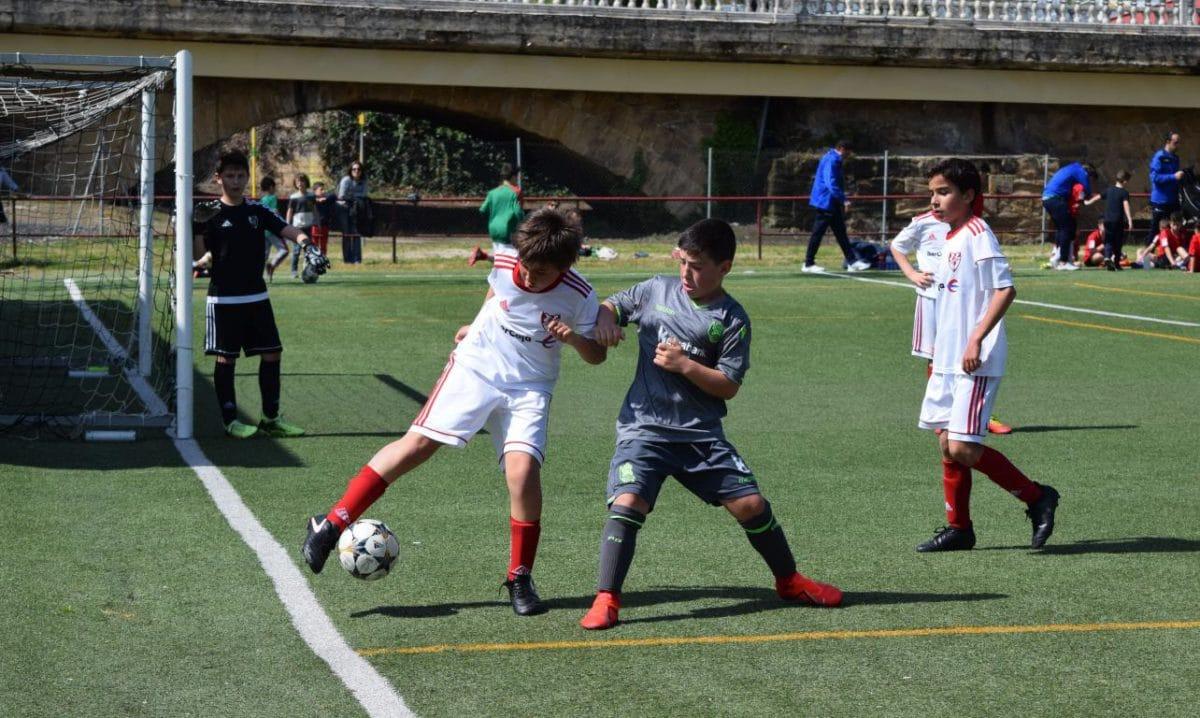 El Haro Sport Club, campeón del torneo alevín Haro Capital del Rioja 27