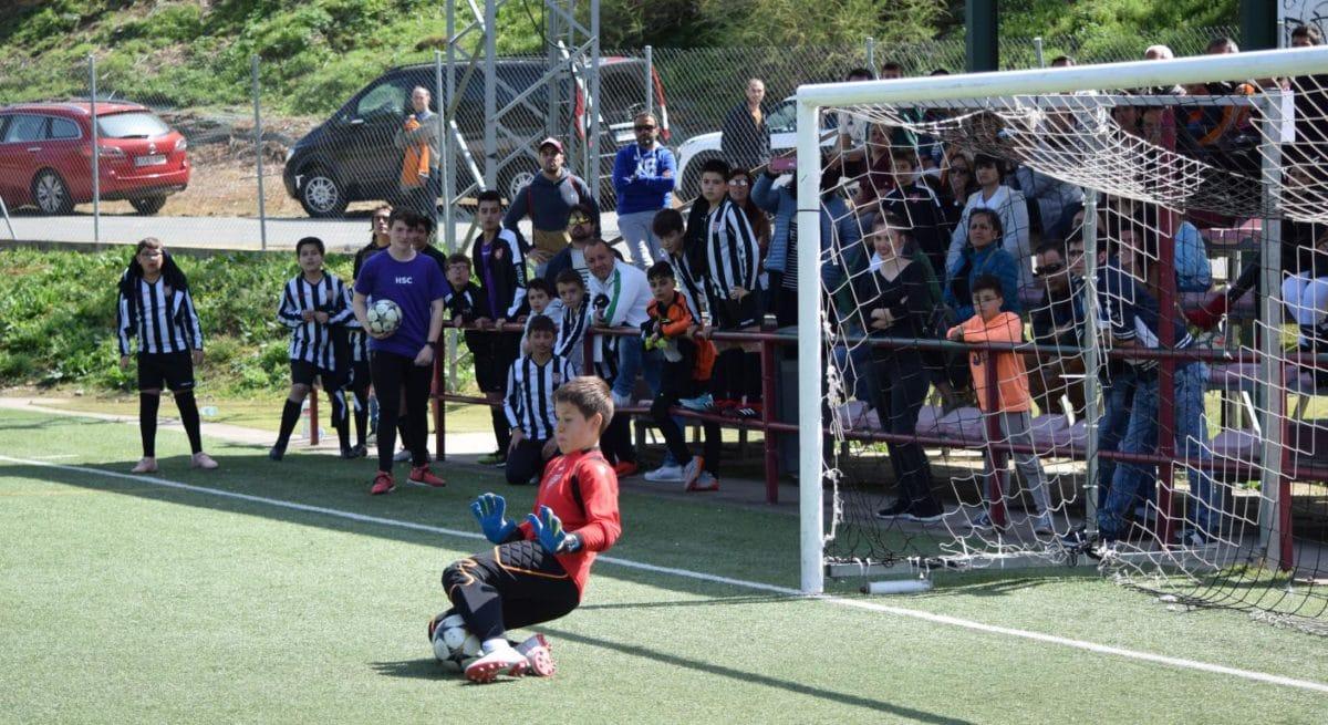 El Haro Sport Club, campeón del torneo alevín Haro Capital del Rioja 33