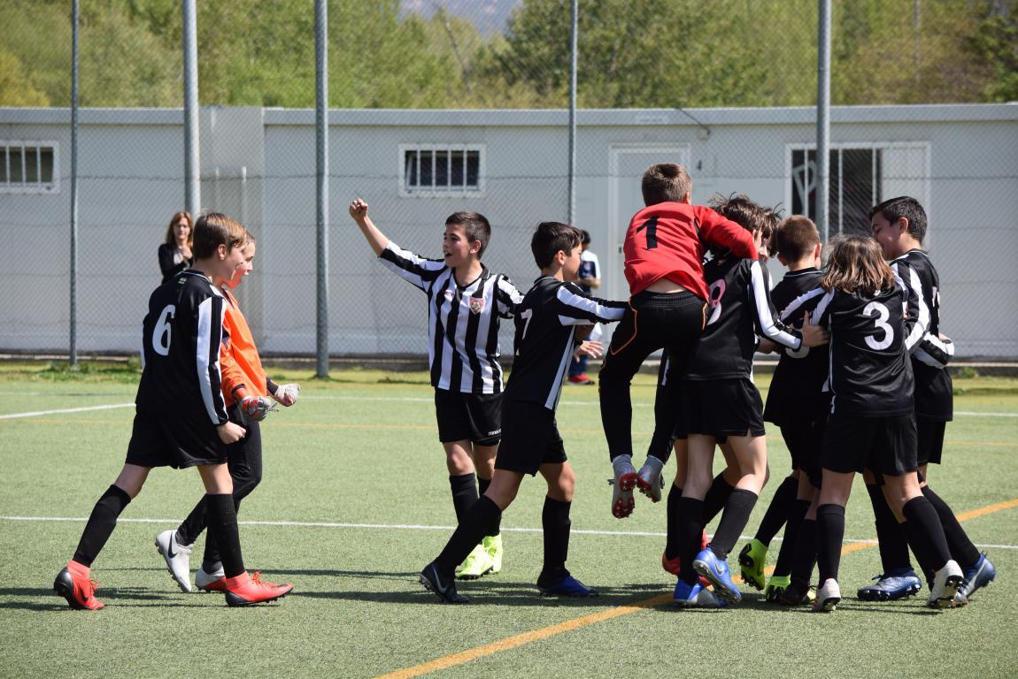 El Haro Sport Club, campeón del torneo alevín Haro Capital del Rioja 34