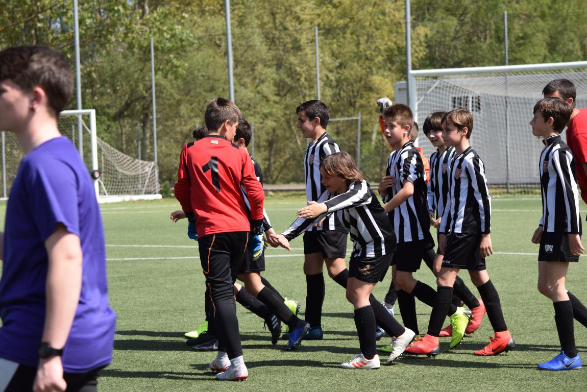 El Haro Sport Club, campeón del torneo alevín Haro Capital del Rioja 35