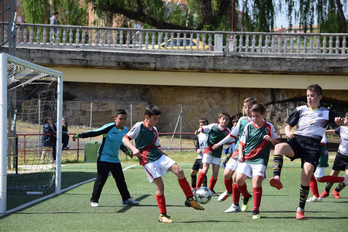 El Haro Sport Club, campeón del torneo alevín Haro Capital del Rioja 39