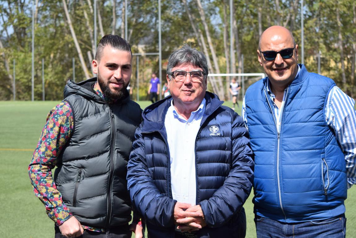 El Haro Sport Club, campeón del torneo alevín Haro Capital del Rioja 41