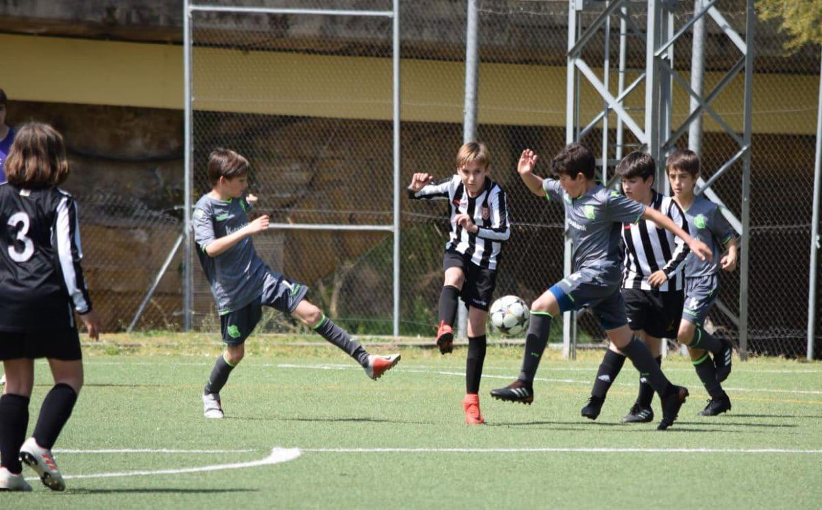 El Haro Sport Club, campeón del torneo alevín Haro Capital del Rioja 42