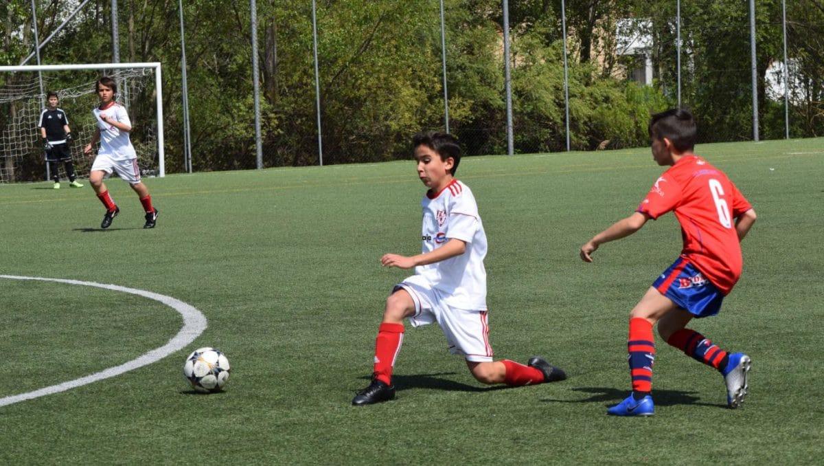 El Haro Sport Club, campeón del torneo alevín Haro Capital del Rioja 45