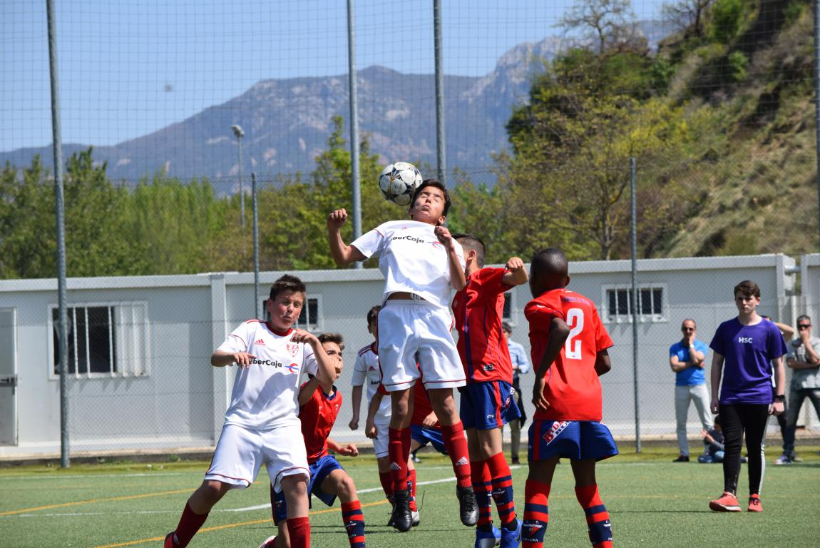 El Haro Sport Club, campeón del torneo alevín Haro Capital del Rioja 47