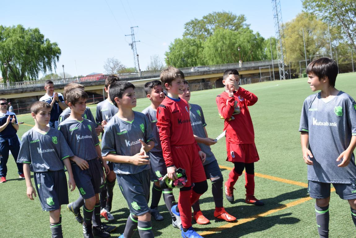 El Haro Sport Club, campeón del torneo alevín Haro Capital del Rioja 51