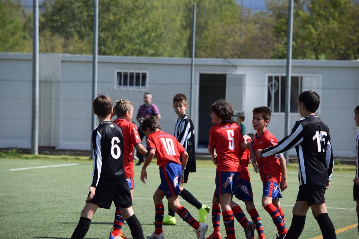 El Haro Sport Club, campeón del torneo alevín Haro Capital del Rioja 7