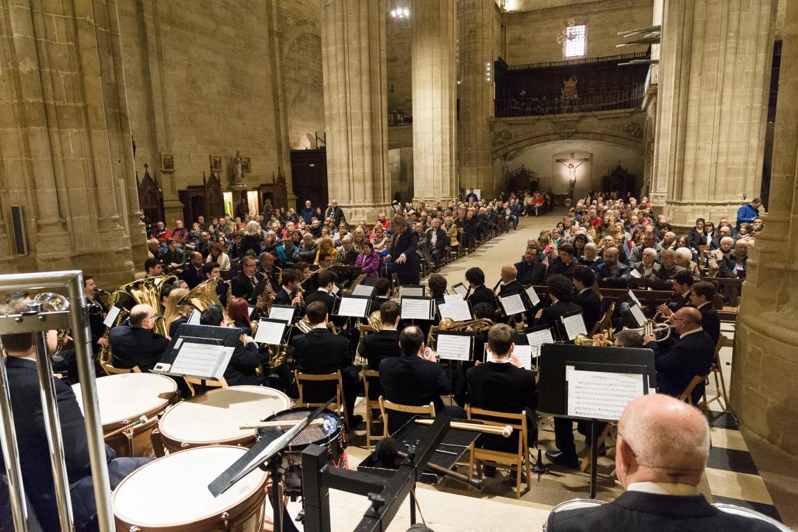 El himno procesional dedicado por Chiavetta a Haro y a su Semana Santa 1