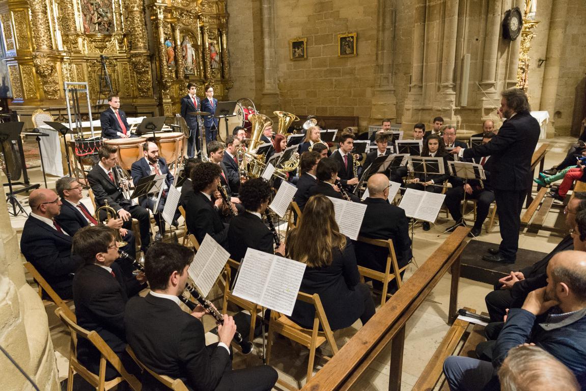 El himno procesional dedicado por Chiavetta a Haro y a su Semana Santa 2