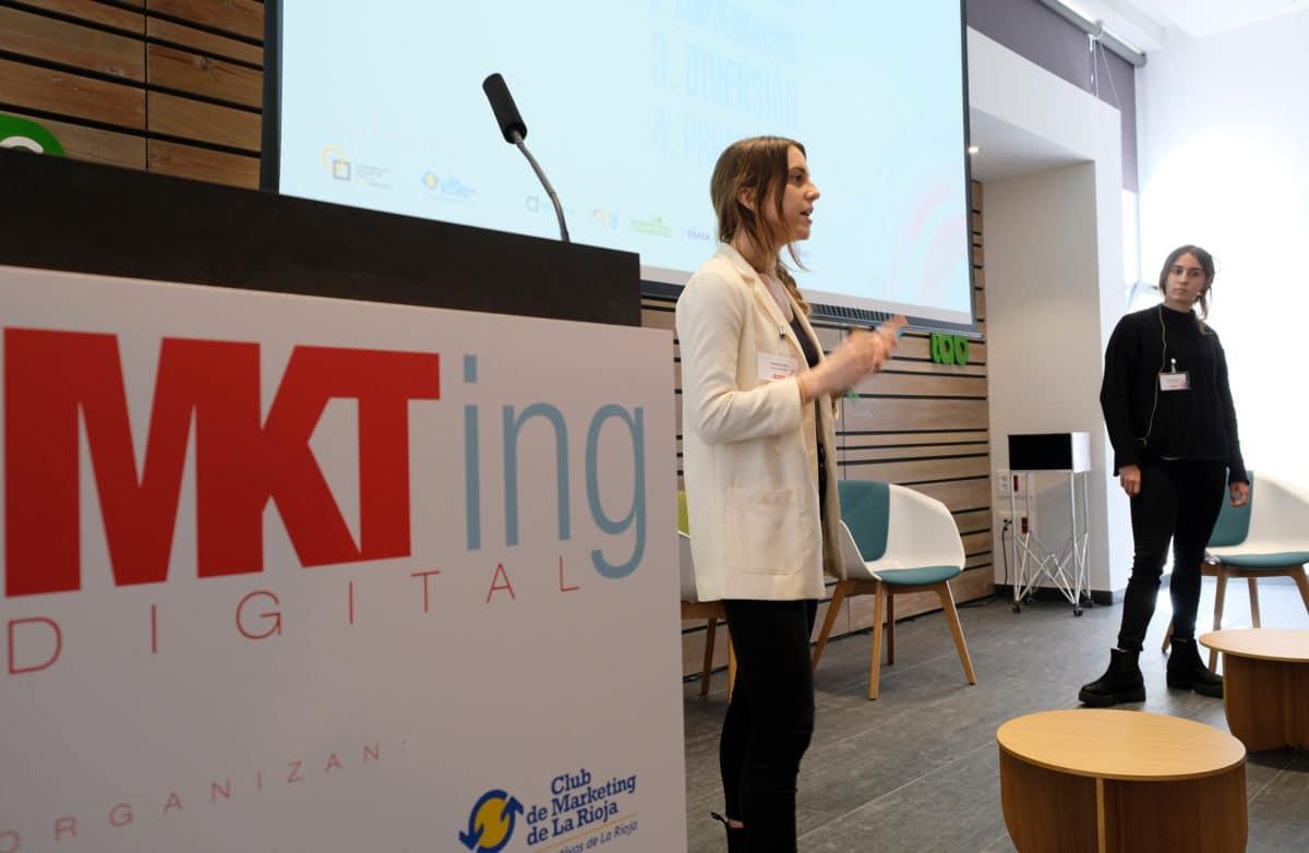El I Foro de Marketing Digital reúne a más de 50 empresas riojanas con la misión de impulsar su competitividad 11