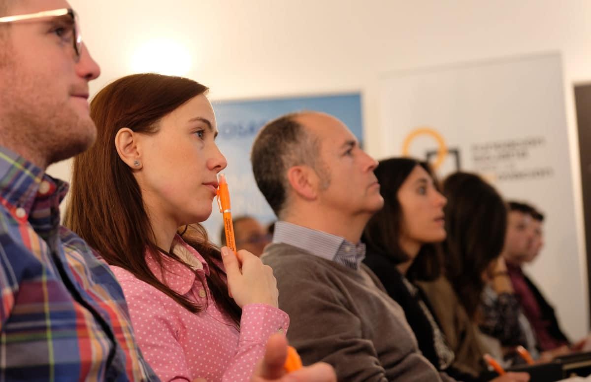 El I Foro de Marketing Digital reúne a más de 50 empresas riojanas con la misión de impulsar su competitividad 17