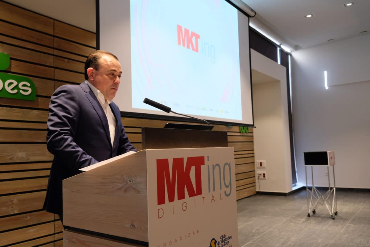 El I Foro de Marketing Digital reúne a más de 50 empresas riojanas con la misión de impulsar su competitividad 3