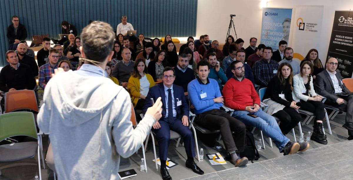 El I Foro de Marketing Digital reúne a más de 50 empresas riojanas con la misión de impulsar su competitividad 20