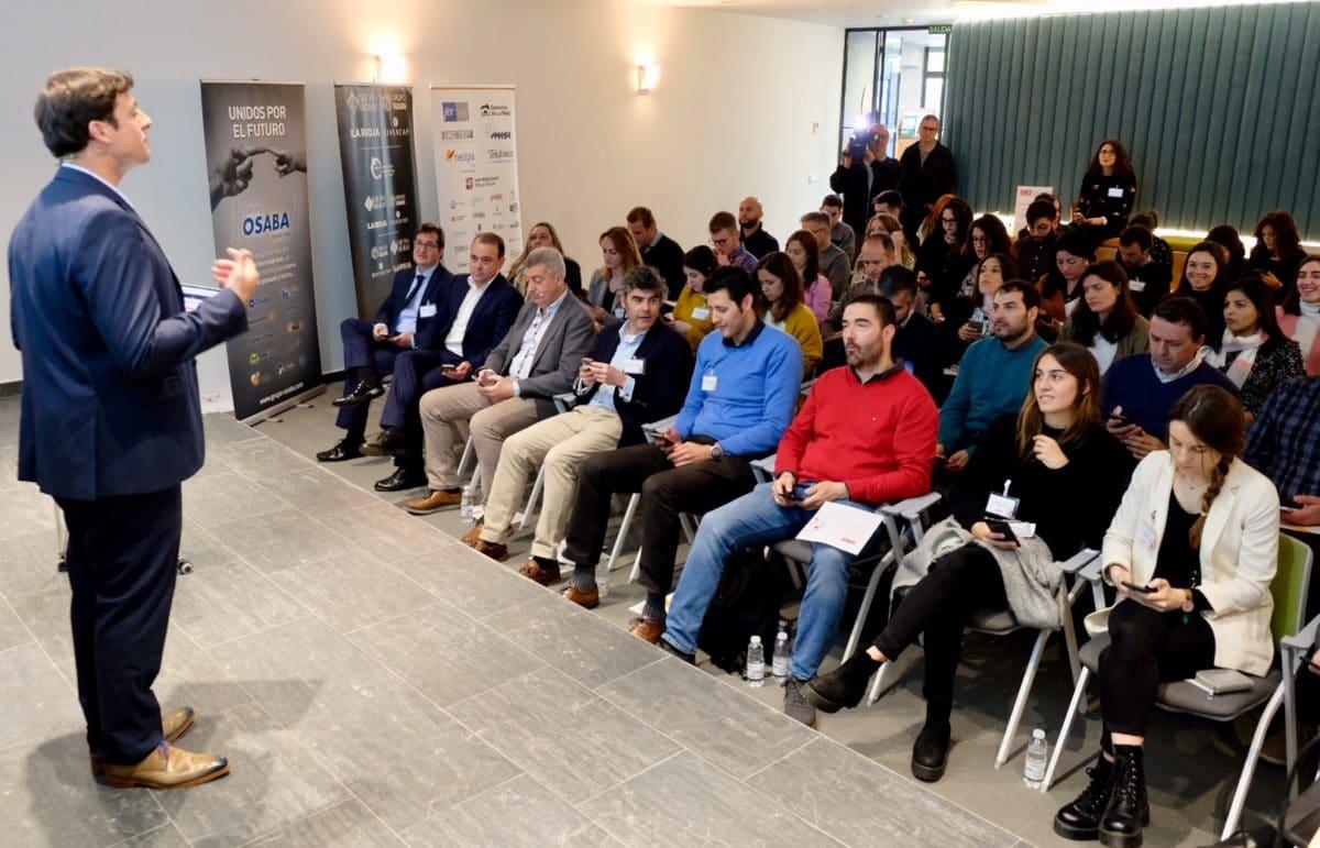 El I Foro de Marketing Digital reúne a más de 50 empresas riojanas con la misión de impulsar su competitividad 4