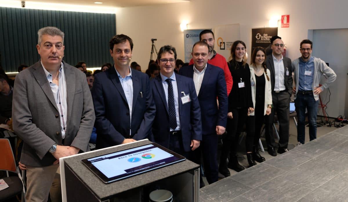 El I Foro de Marketing Digital reúne a más de 50 empresas riojanas con la misión de impulsar su competitividad 1