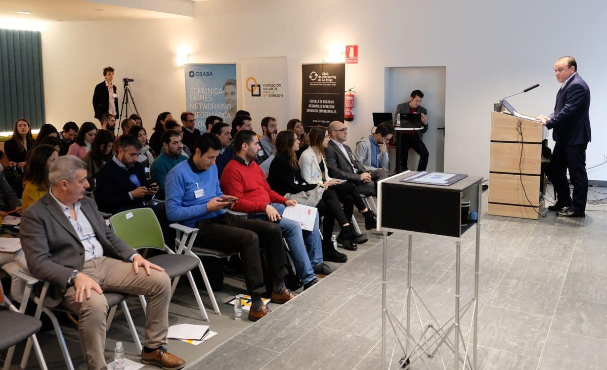 El I Foro de Marketing Digital reúne a más de 50 empresas riojanas con la misión de impulsar su competitividad 8